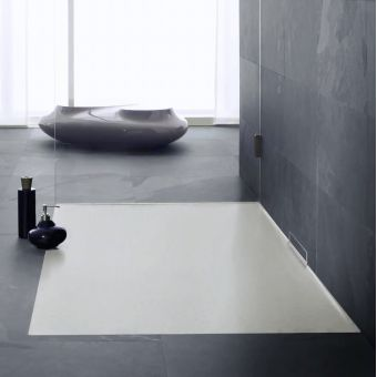 Kaldewei Xetis Rectangular Steel  Shower Tray