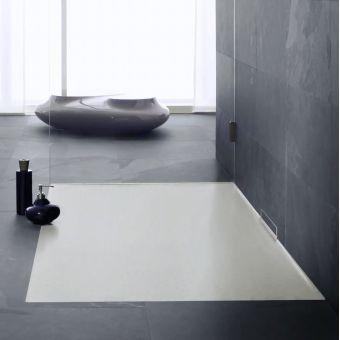 Kaldewei Xetis Rectangular Steel  Shower Tray