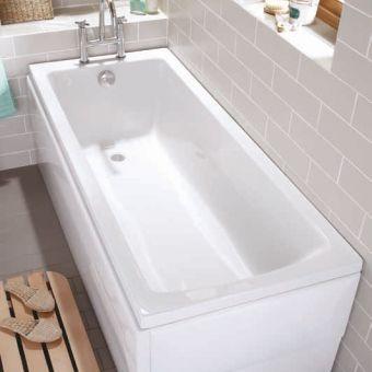 Vitra Neon Single Ended Bath