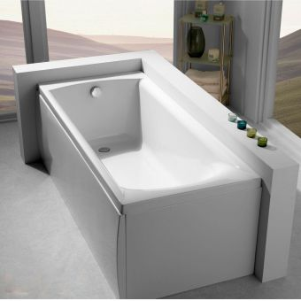 Carron Delta Standard Single Ended Bath