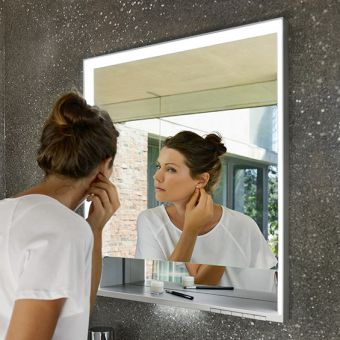 Keuco Royal Lumos Recessed Mirror Cabinet