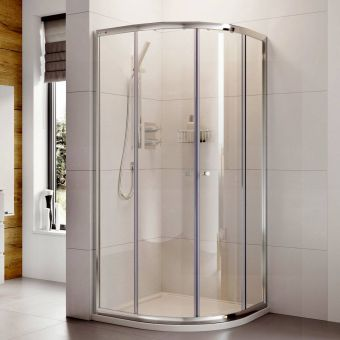 Roman Haven Two Door Quadrant Shower Enclosure