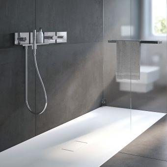 Kaldewei Conoflat Rectangular Shower Tray