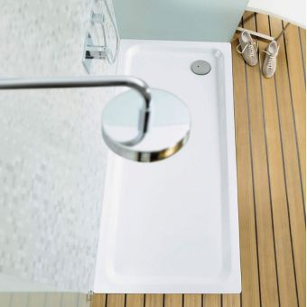 Kaldewei Superplan XXL Steel Shower Tray