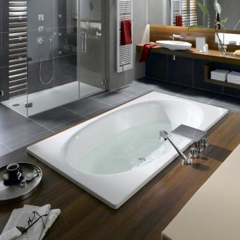Kaldewei Ellipso Duo Steel Bath - 286000010001