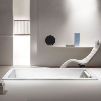 Kaldewei Puro Single Ended Steel Bath