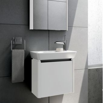 Vitra T4 Compact Cloakroom Vanity Unit