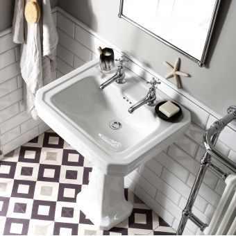 Burlington Victorian Bathroom Basin