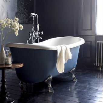 Freestanding Baths In Traditional Amp Modern Styles In Steel