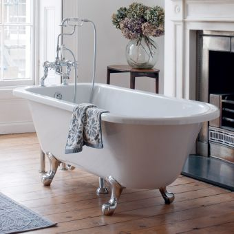 Burlington Blenheim Single Ended Freestanding Bath