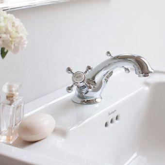 Burlington Stafford Bathroom Basin Mixer Tap - STA11