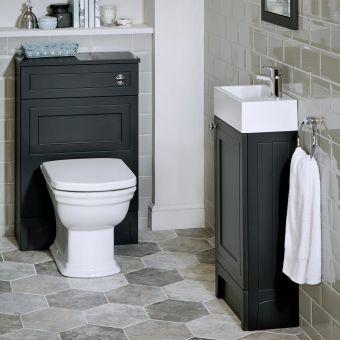 Noble Classic Cloakroom Vanity Unit