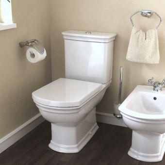 Vitra Serenada Closed Coupled Toilet