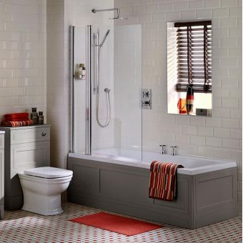Noble Classic Wooden Front Bath Panel