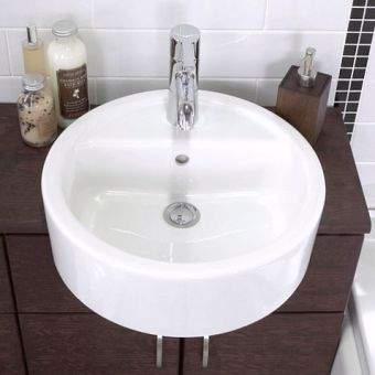 VitrA Matrix Semi Recessed Basin