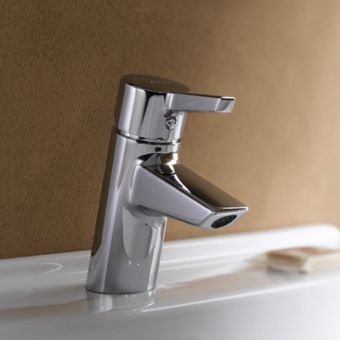 Vitra Slope Basin Mixer & Pop-Up Waste