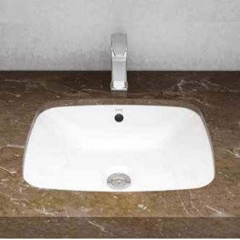 Vitra M-Line Undercounter Bathroom Basin