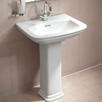 Vitra Serenada 600mm Bathroom Basin