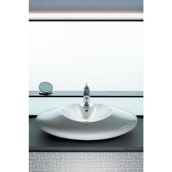 Roca Veranda Sit-on Countertop Basin A327447000