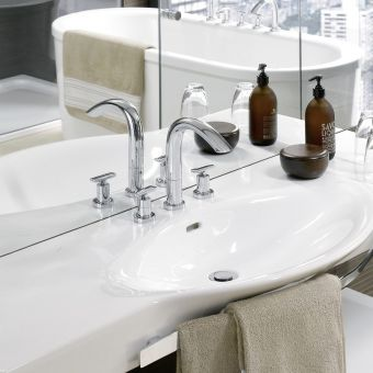 Laufen Palace Countertop Bathroom Basin