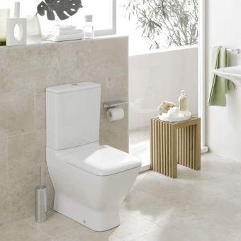 Laufen Palace Close Coupled Toilet - 24706WH