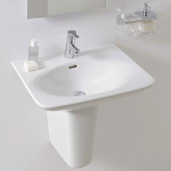 Laufen Palace Bathroom Basin - 10701WH