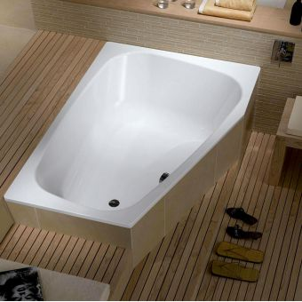 Kaldewei Plaza Duo Freestanding Bath