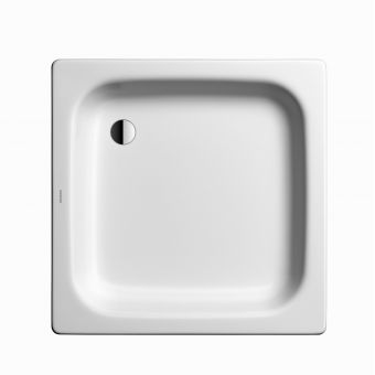 Kaldewei Sanidusch Built-in Steel Shower Tray