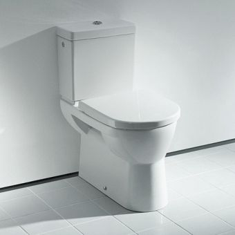 Laufen PRO Close Coupled WC Suite (Back to Wall) - 24958WH
