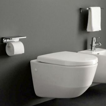 Laufen Pro Wall Hung Rimless Toilet