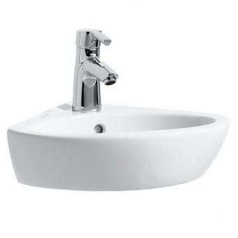 Laufen Pro corner hand basin