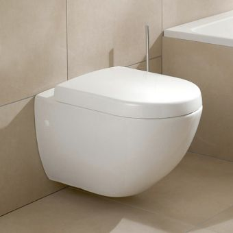 Villeroy & Boch Subway 2.0 Compact Wall Hung Toilet