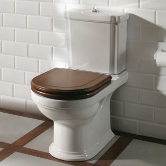 V & B Hommage Close Coupled Toilet
