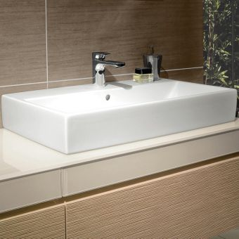 V & B 800mm Memento Furniture Washbasin