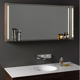 Vitra Memoria Illuminated Mirror