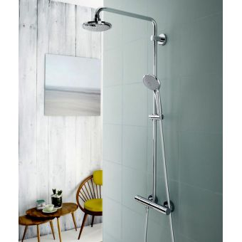 Grohe Euphoria 180 Thermostatic Shower System