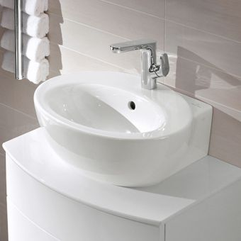 V&B Aveo New Generation Oval Washbasin