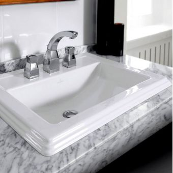Villeroy & Boch Hommage Built-In Washbasin