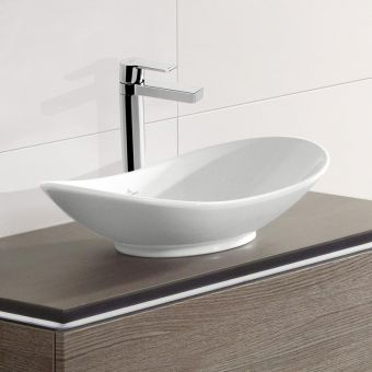 Villeroy and Boch My Nature Stadium Countertop Basin