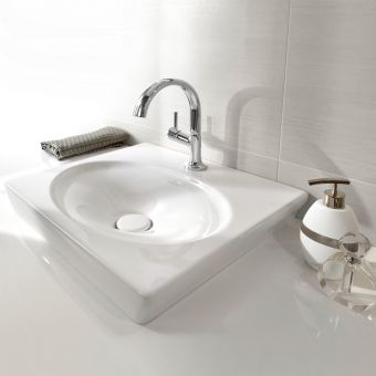 V&B La Belle Surface-Mounted Washbasin