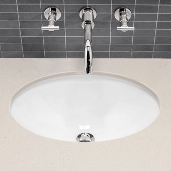 V&B Loop & Friends Oval Undercounter basin