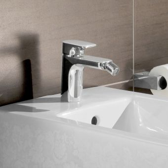 Villeroy and Boch Cult Single Lever Bidet Mixer Tap
