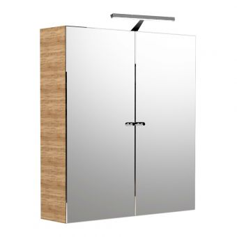 Noble Modular Double Door Mirror Cabinet