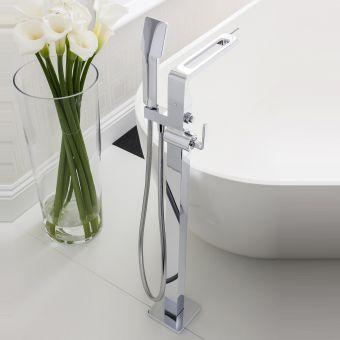 Crosswater KH Zero 1 Bath Shower Mixer With Kit