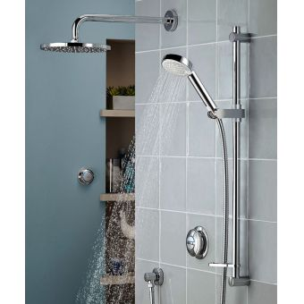 electric showers power showers from leading brands uk. Black Bedroom Furniture Sets. Home Design Ideas
