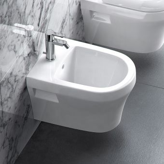 Britton Fine Wall Hung Bidet