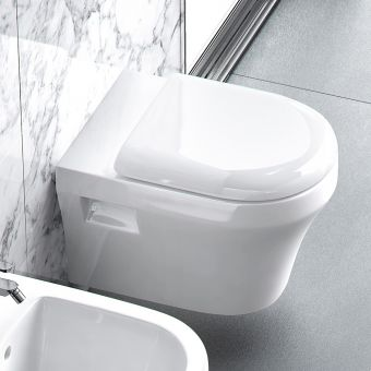 Britton Fine Wall Hung Toilet