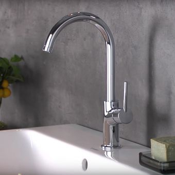 Hansgrohe Talis 210 Single Lever Basin Mixer Tap