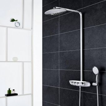 Grohe Rainshower SmartControl 360 DUO Shower System