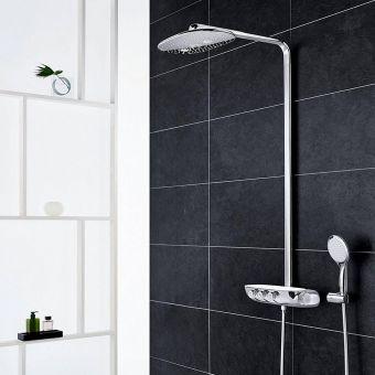 Grohe Rainshower SmartControl 360 DUO Shower System - 26250000GR